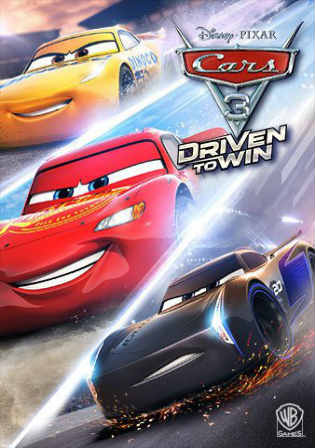 Cars 3 2017 WEB-DL 700MB Full English Movie Download 720p Watch Online Free bolly4u