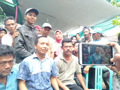 Penjual Tahu Terpilih Manjadi Kepala Pekon Waluyojati Dalam Pilkakon Serentak Kabupaten Pringsewu  2018