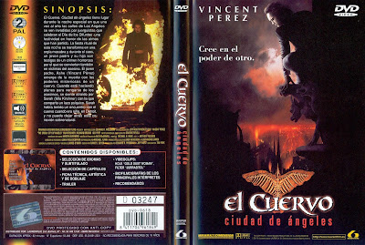 El cuervo: ciudad de ángeles | 1996 | The crow: City of Angels