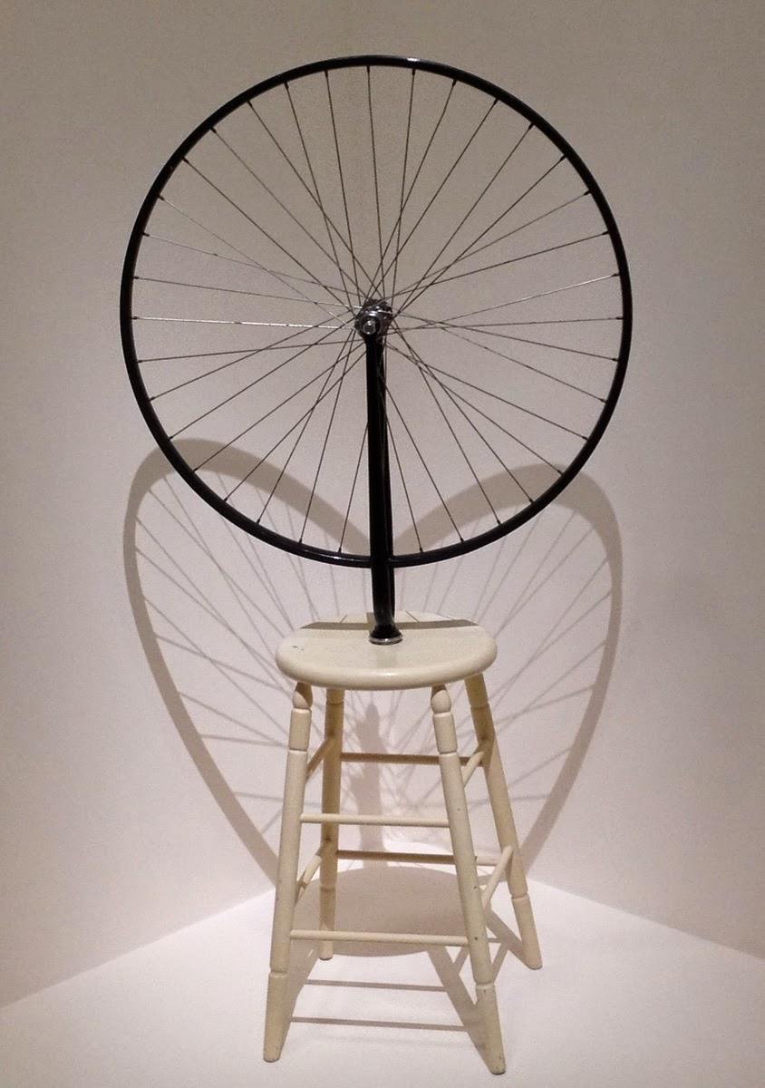 "Georgina Kelman :: Works on Paper: ""Marcel Duchamp. La Peinture, même"""
