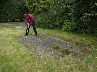 Crazy Golf at Sutton Fields in Sutton Weaver Village
