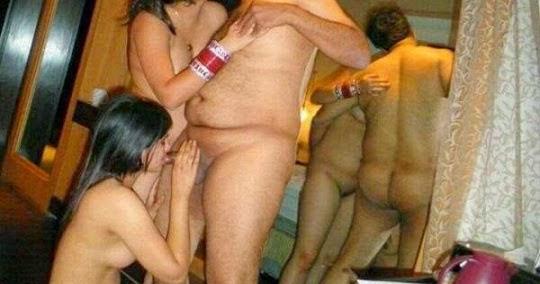 Nude slave bondage wife