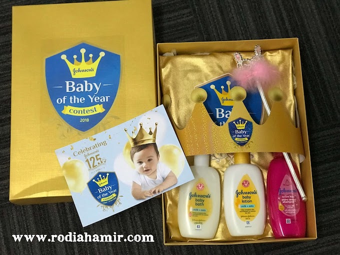 Johnson's® Baby of the Year Contest Kembali Lagi
