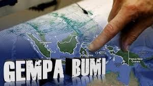 5,4 Magnitudo Guncang Jawa Barat Hari ini