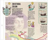 http://www.slideshare.net/historia23/dosier-coln-y-el-descubrimiento-de-amrica-lminas-aula-el-mundo