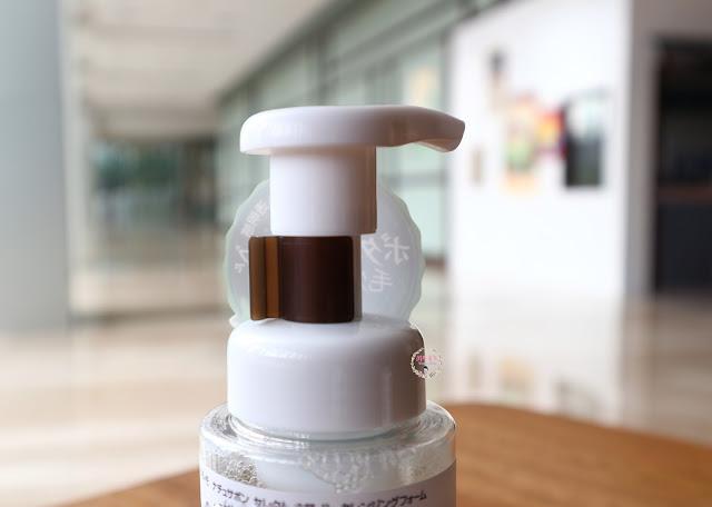 Softymo Natu Savon Select Series Cleansing Foam