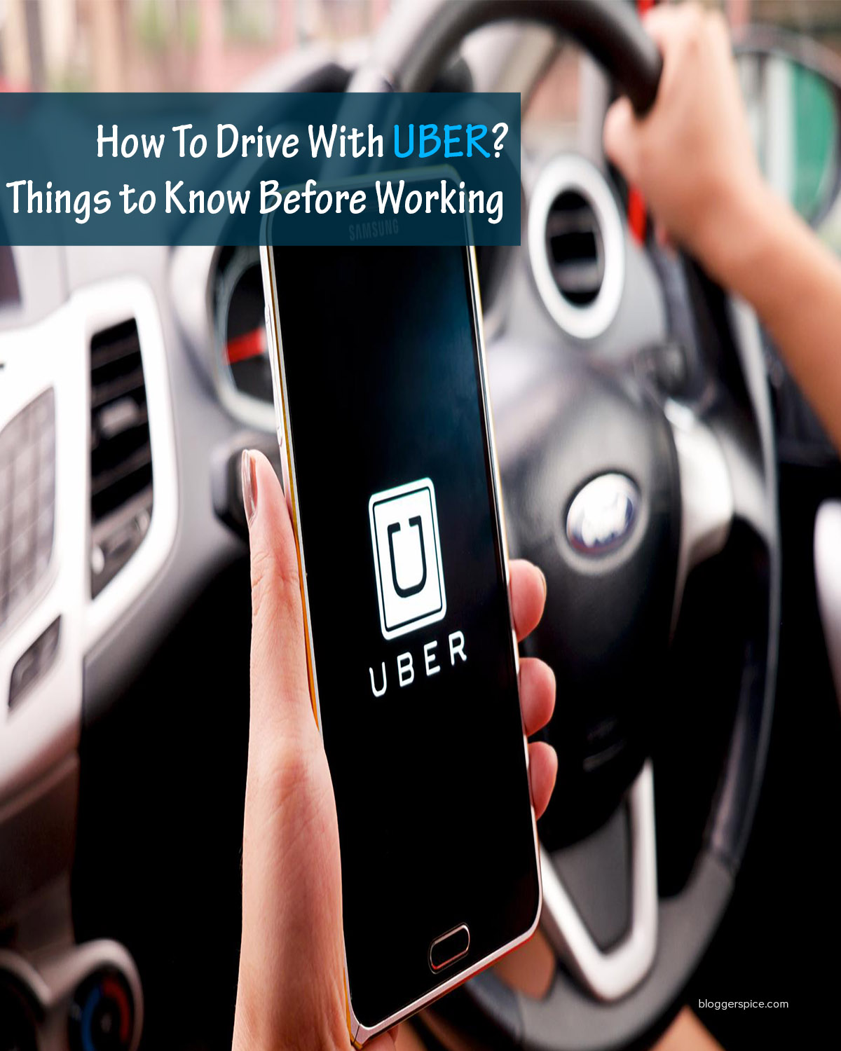 How To Drive With Uber?