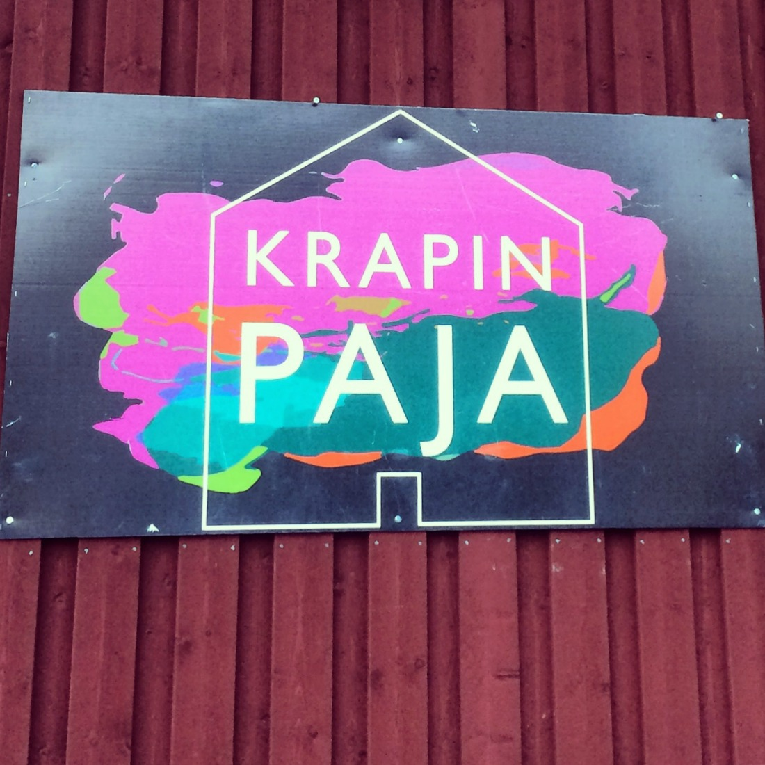 Krapin Paja - Tuusulanjärven kulttuurikaramelli