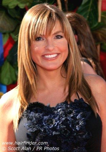 Celebrity Mariska Hargitay Hairstyles Haircut Ideas