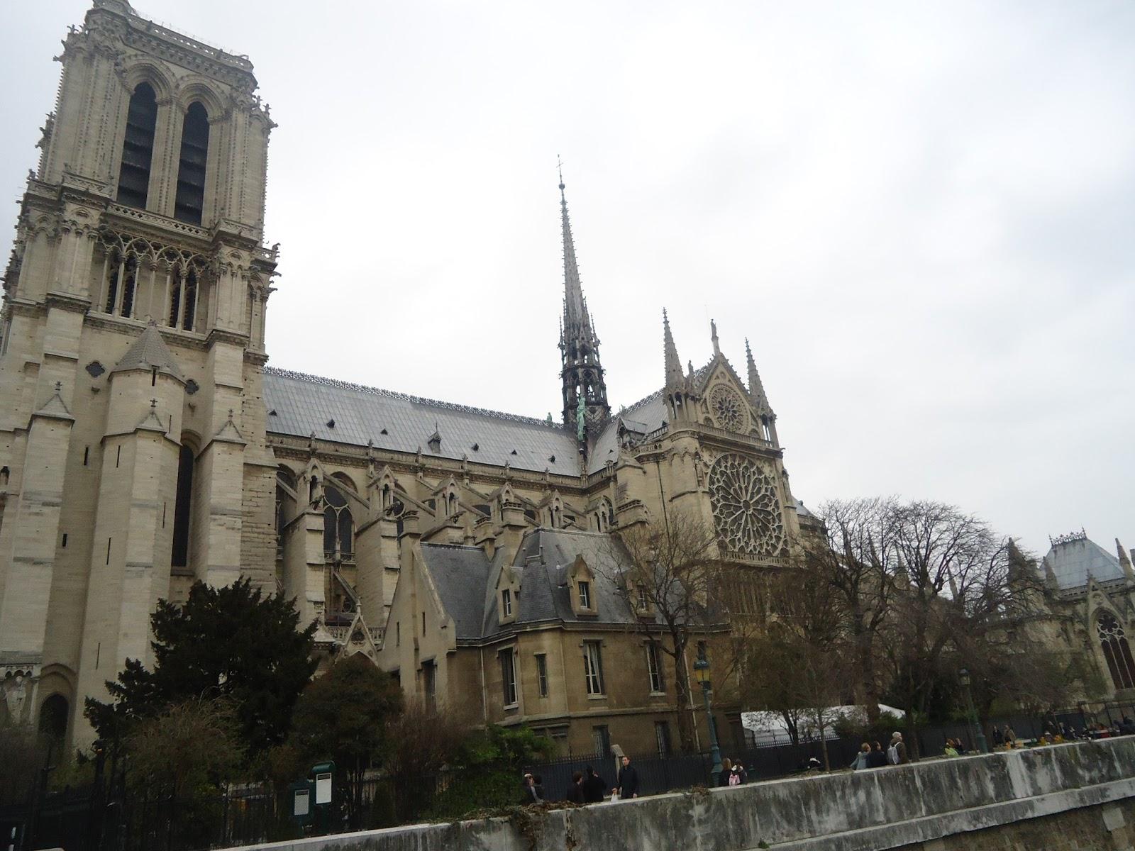 Ideas de viaje para ti: CATEDRAL NOTRE DAME DE PARIS