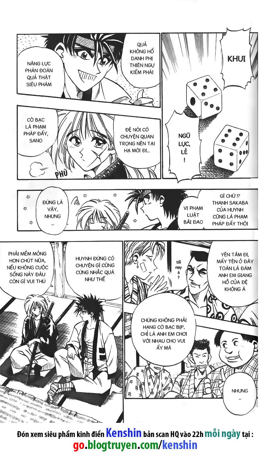 Rurouni Kenshin chap 15 trang 5