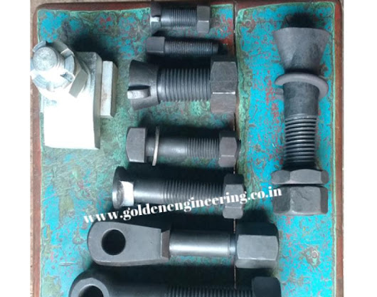 Bolt Manufacturers in India
