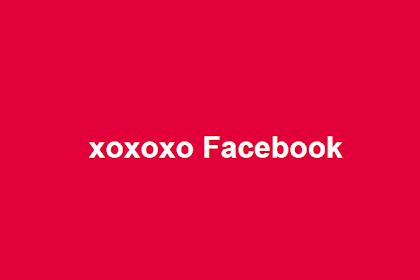 TERUNGKAP! Teryata Sejarah Xoxoxo Facebook Berkaitan Dengan Natal, Kristus dan Salib