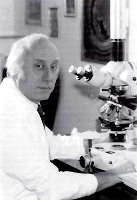 O Dr. Edoardo Linoli, autor das análises