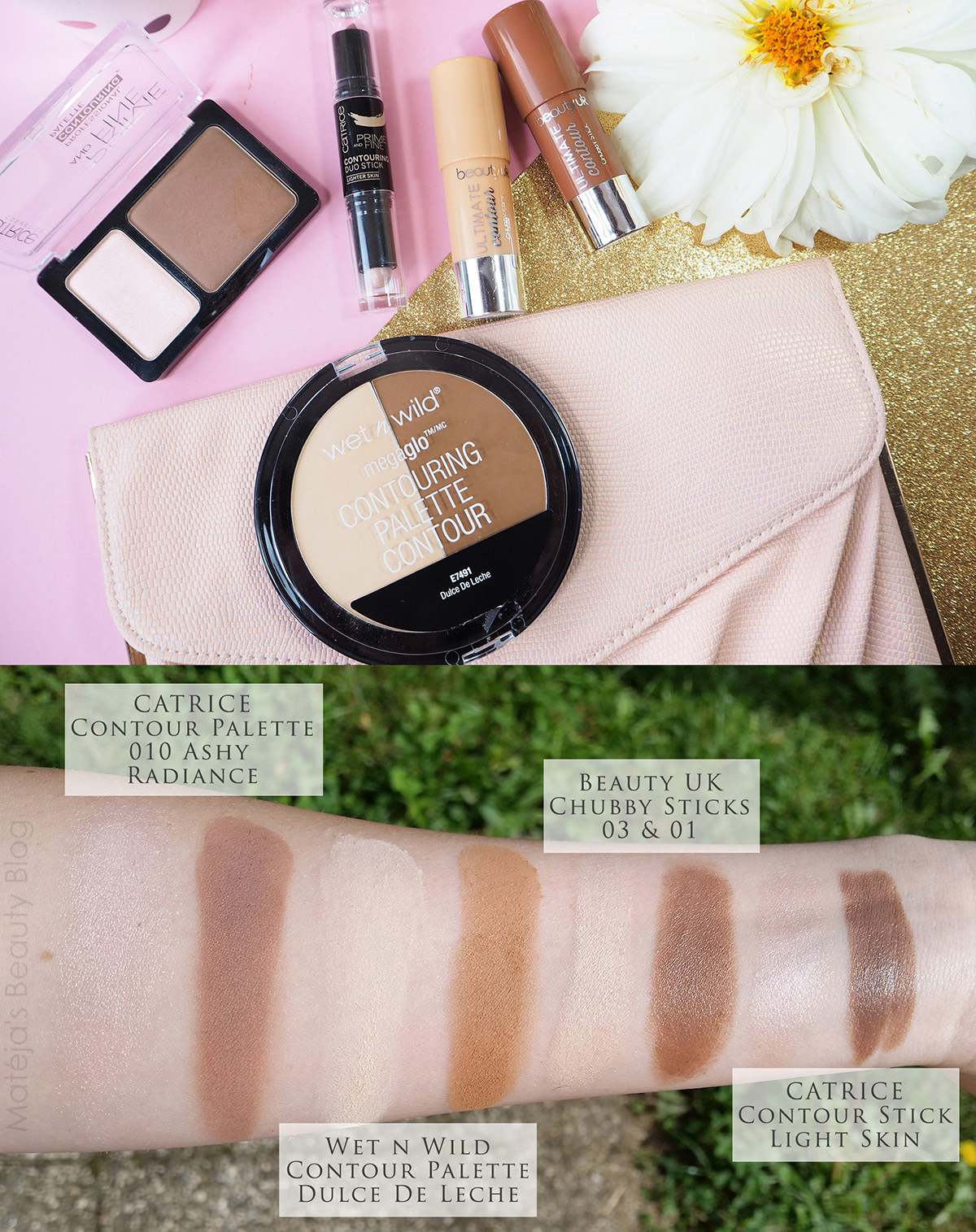 MegaGlo Contouring Palette by Wet n Wild Beauty #16