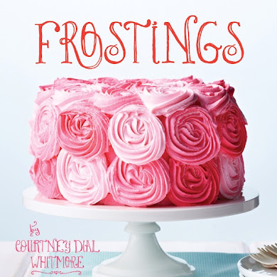 Giveaway | Signed Cake Frosting Recipe Book