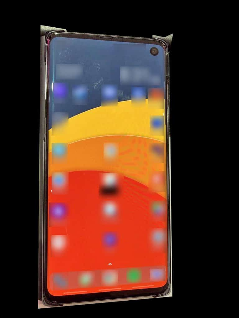 [LEAKED] Samsung Galaxy S10 Will Feature 'Infinity-O' Hole-Punch Design