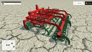 Unia Max cultivator edited by DEATHdriver
