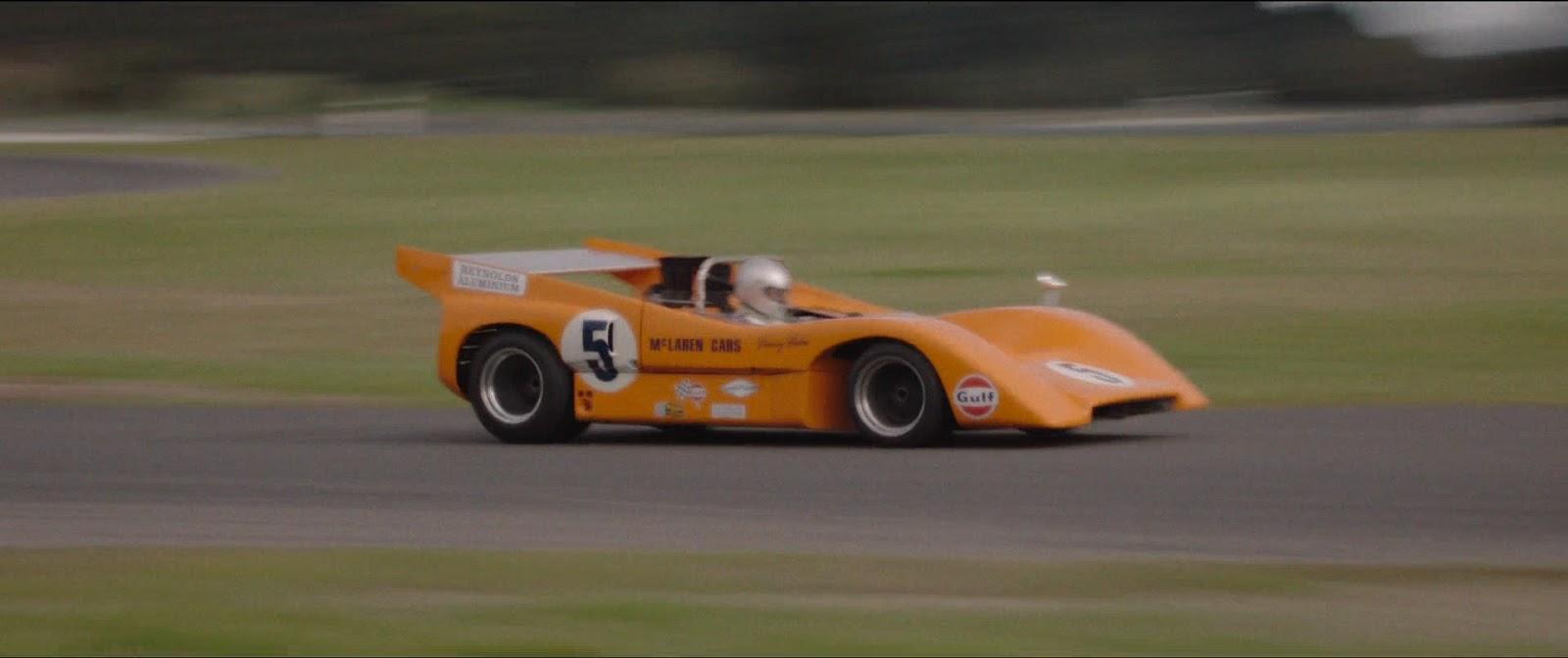 McLaren (2016) HD 1080p Español Latino - Inglés captura 3