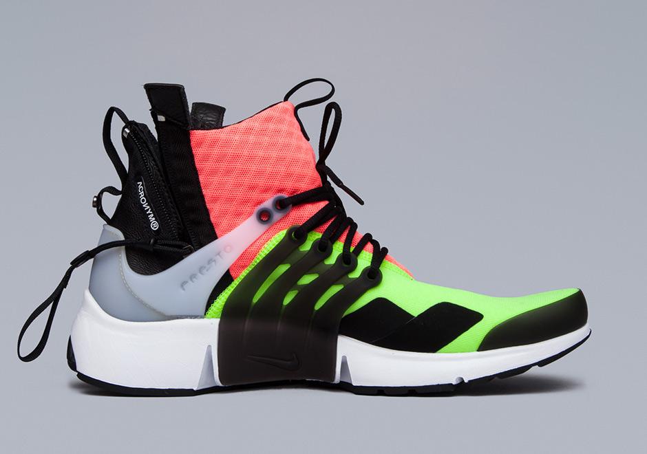 check out 05bc9 edfa9 ACRONYM x Nike Air Presto Collection