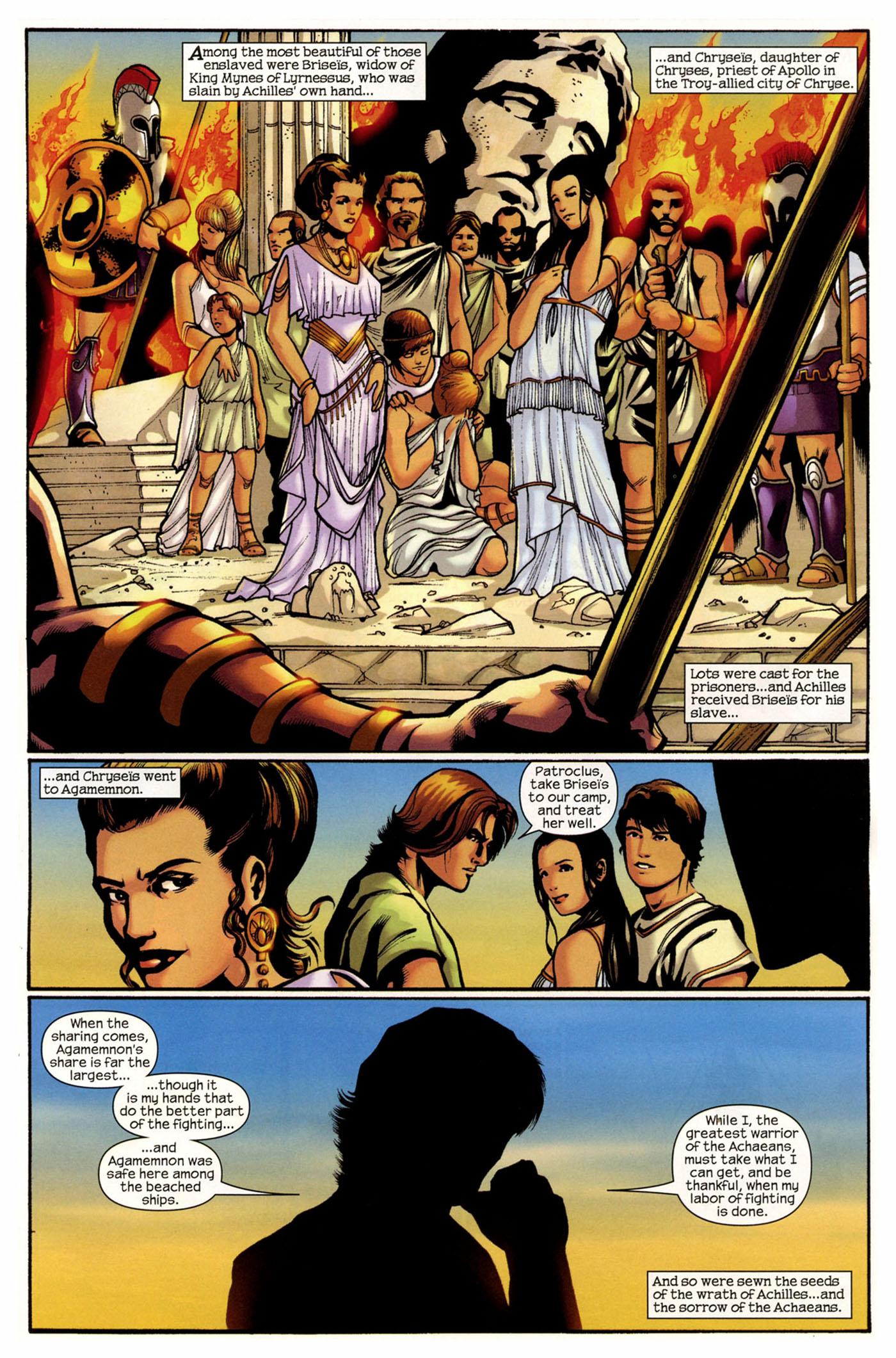 Read online Trojan War comic -  Issue #2 - 20