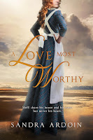 A Love Most Worthy on Amazon