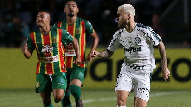 Onde assistir a Palmeiras x Sampaio Corrêa, pela Copa do Brasil