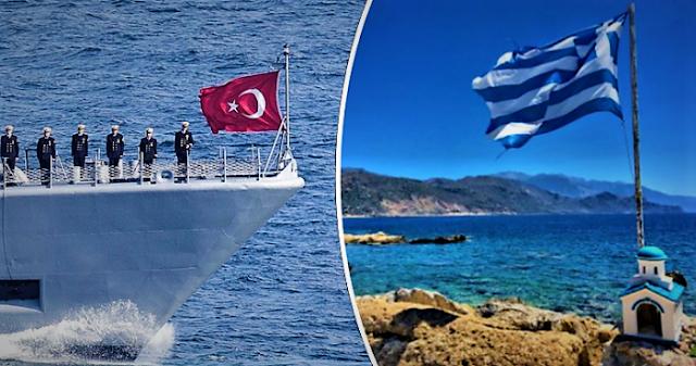 Ελληνικές βραχονησίδες και Τούρκοι Ροβινσώνες!