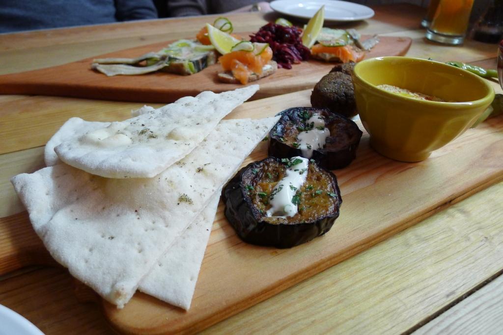 Mezze Cafe Bar
