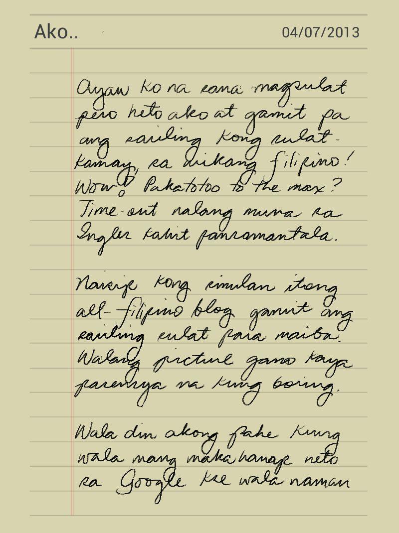 Birthday Letter Para Sa Guro