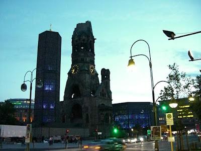 Iglesia de la memoria Kaiser Wilhem
