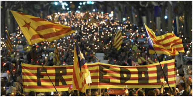 Catalonia forms opposition govt. after Madrid's takeover