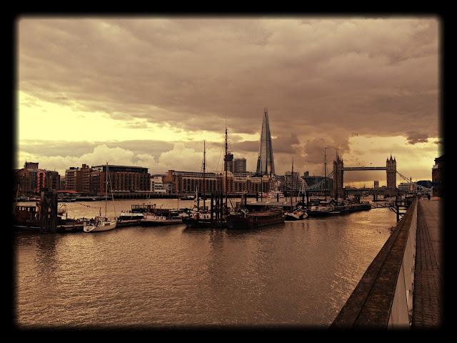 Támesis en Londres