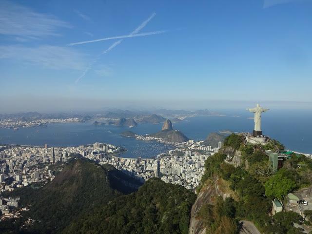 passeio - sobrevoando o Rio de Janeiro de helicóptero