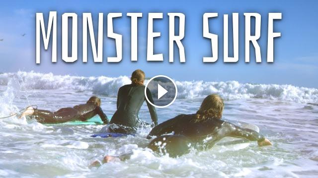 Surfing the Monster Wave - Godzilla Documentary