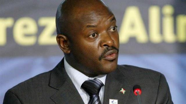 Burundi's President Pierre Nkurunziza signs decree to launch withdrawal from International Criminal Court
