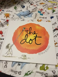The Dot Inspired Art Project