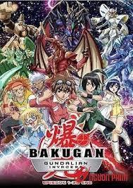 Chiến Binh Bakugan 3-Bakugan: Gundalian Invaders - VietSub (2013)