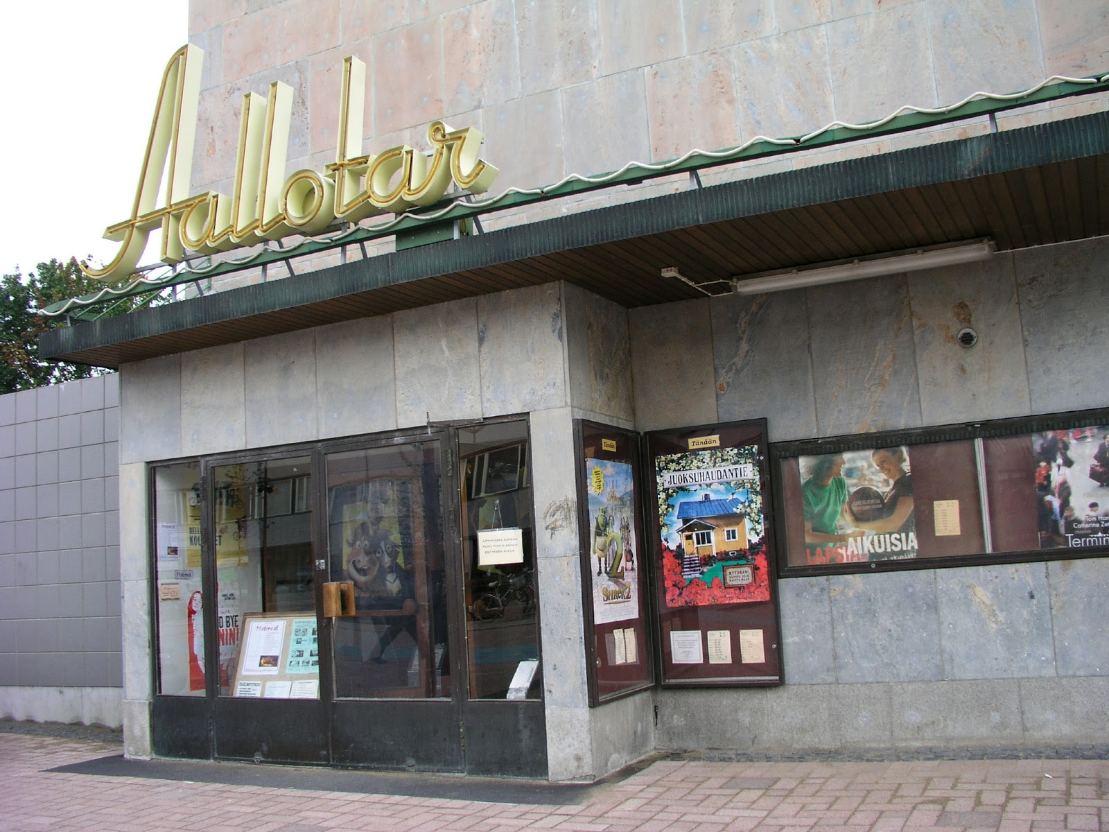 Joensuun Elokuvateatteri