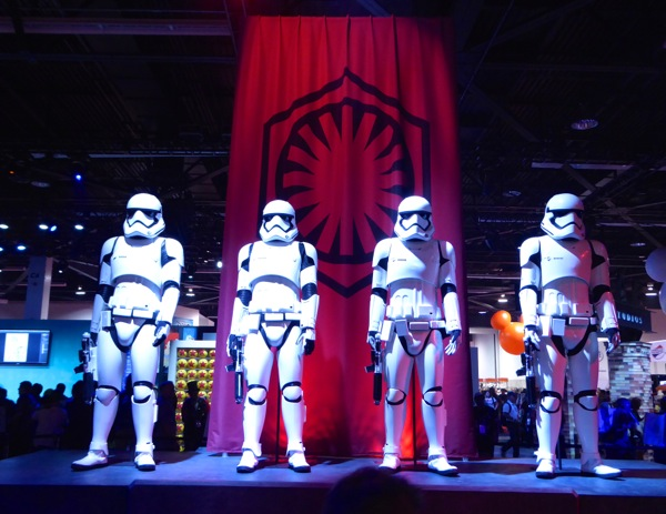Star Wars Force Awakens First Order Stormtroopers