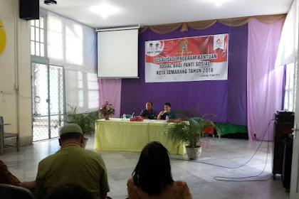 44 Panti Asuhan Terverifikasi Berhak Dapatkan Bansos 2018
