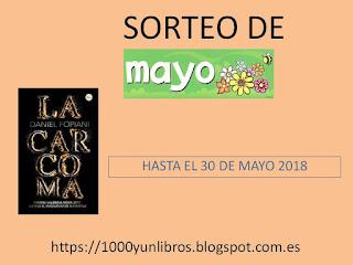 http://1000yunlibros.blogspot.com.es/2018/05/sorteo-de-mayo.html