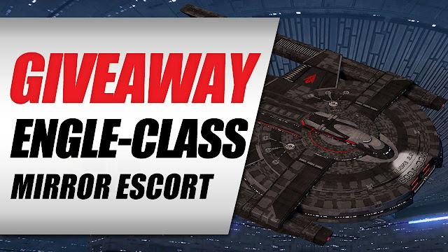 Star Trek Online • Engle Class Mirror Escort Giveaway (by Stevivor)