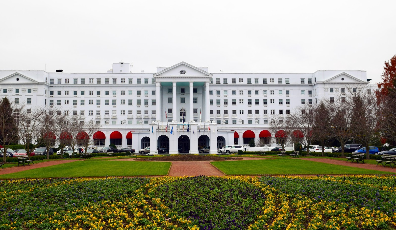 winter weekend at the greenbrier - the greenbrier