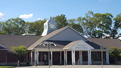 the Franklin Senior Center