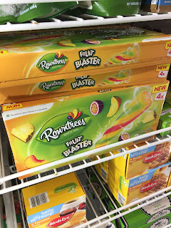 rowntree's fruit blaster lollies