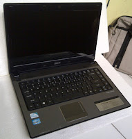 Jual acer aspire 4741 Series 2nd