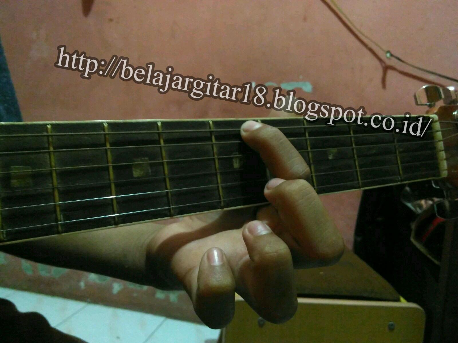 cara stem gitar untuk pemula yang sangat mudah belajar da