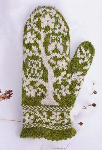 7ef1ad9607eff It s easy to understand the appeal of designing with owls when they re so  easy to work into a cabled pattern. This pattern is available for free.