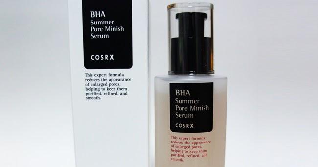 Cosrx BHA Summer Pore Minish Serum - Kimchi Jib - Beauty